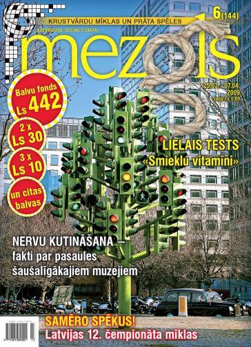 MEZGLS Nr. 6 2009