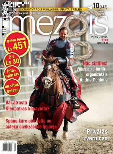 MEZGLS Nr. 10 2009
