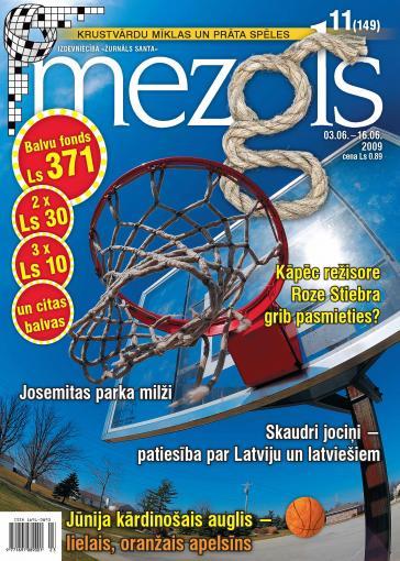 MEZGLS Nr. 11 2009