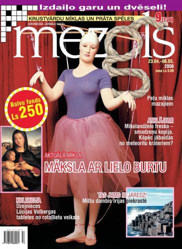 MEZGLS Nr. 9 2008