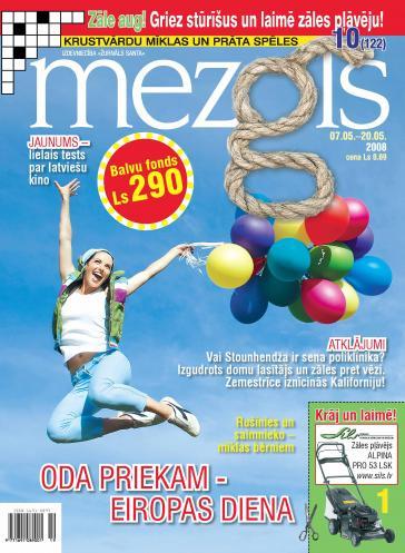 MEZGLS Nr. 10 2008