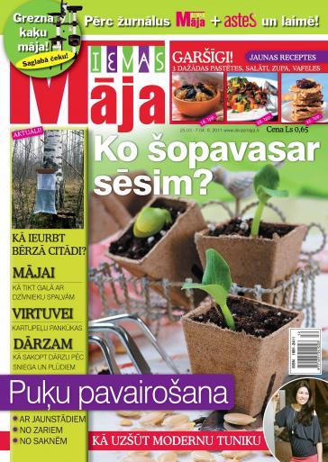 IEVAS MĀJA Nr. 6 2011