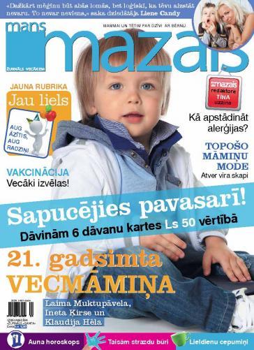 MANS MAZAIS Nr. 4 2011