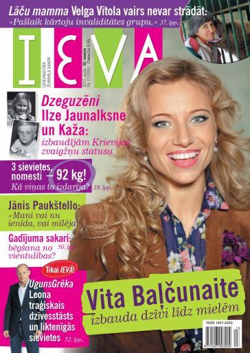IEVA Nr. 13 2011