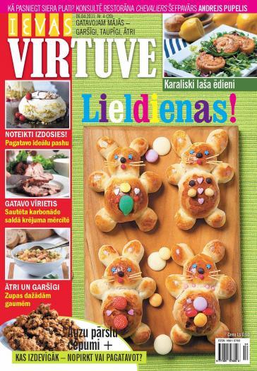 IEVAS VIRTUVE Nr. 4 2011