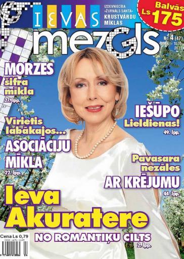 IEVAS MEZGLS Nr. 4 2011