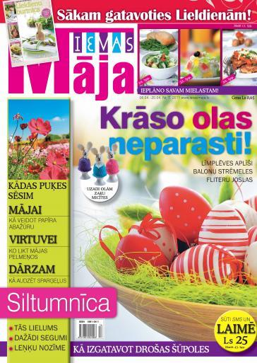 IEVAS MĀJA Nr. 7 2011