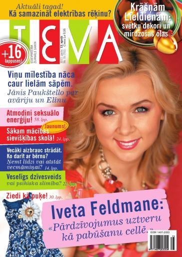 IEVA Nr. 15 2011