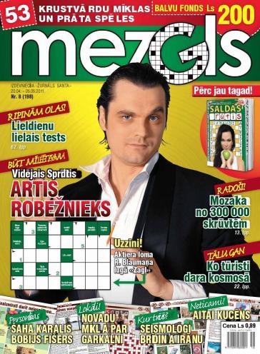 MEZGLS Nr. 8 2011