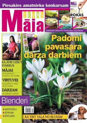 IEVAS MĀJA Nr. 8 2011