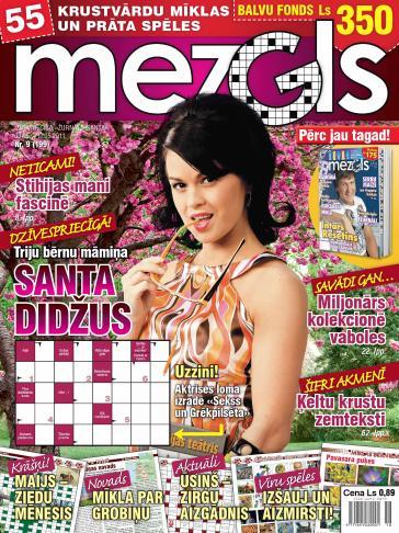 MEZGLS Nr. 9 2011