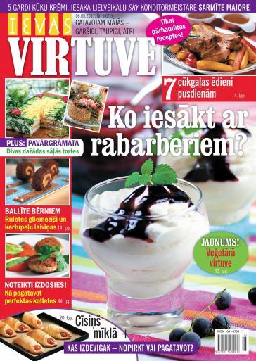 IEVAS VIRTUVE Nr. 5 2011
