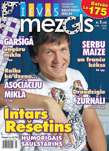 IEVAS MEZGLS Nr. 5 2011
