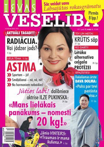 IEVAS VESELĪBA Nr. 10 2011