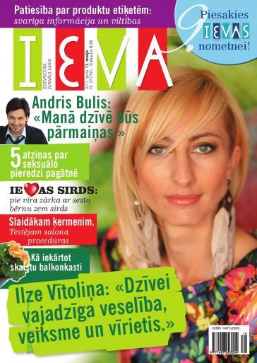 IEVA Nr. 19 2011