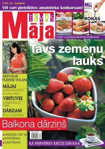 IEVAS MĀJA Nr. 10 2011