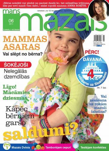 MANS MAZAIS Nr. 6 2011