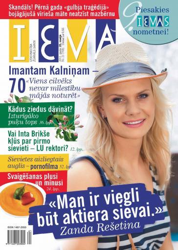 IEVA Nr. 21 2011