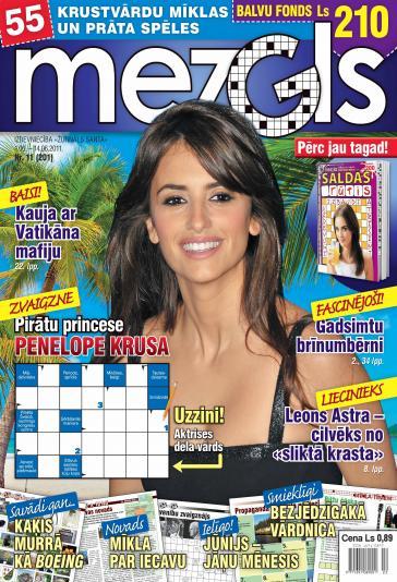 MEZGLS Nr. 11 2011