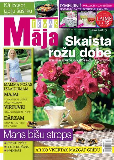 IEVAS MĀJA Nr. 11 2011
