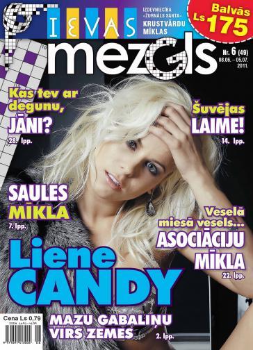 IEVAS MEZGLS Nr. 6 2011
