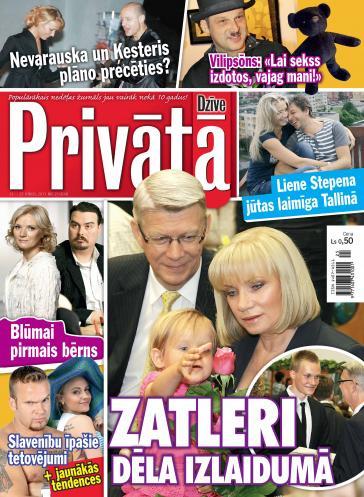 PRIVĀTĀ DZĪVE Nr. 25 2011