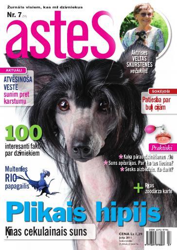 ASTES Nr. 7 2011