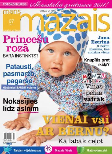 MANS MAZAIS Nr. 7 2011