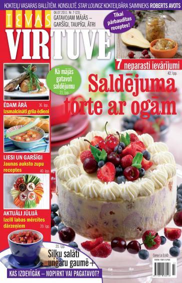 IEVAS VIRTUVE Nr. 7 2011