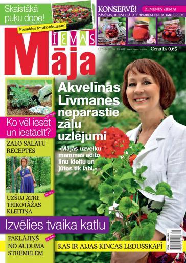 IEVAS MĀJA Nr. 13 2011