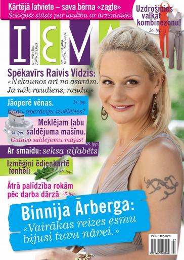 IEVA Nr. 27 2011
