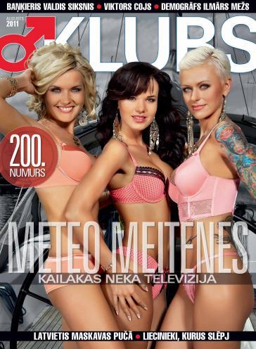 KLUBS Nr. 8 2011