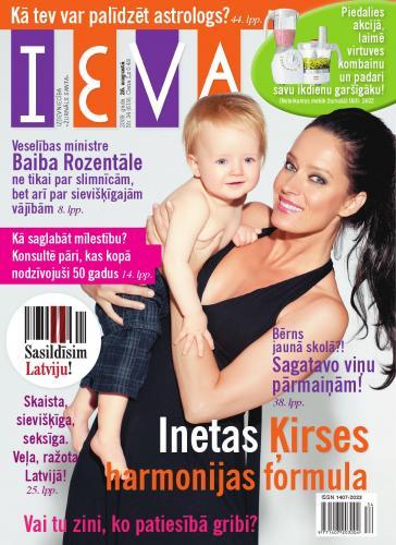 IEVA Nr. 34 2009