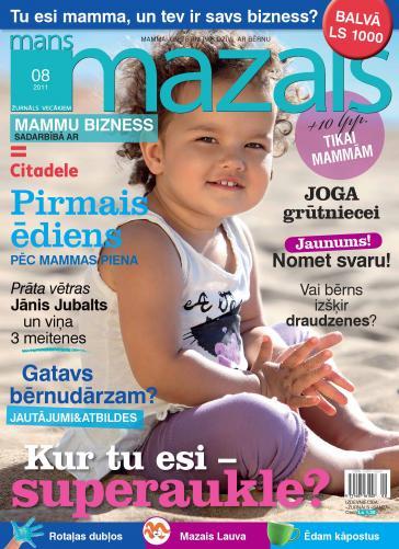 MANS MAZAIS Nr. 8 2011