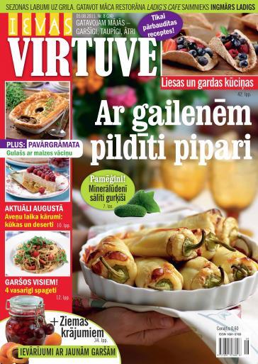 IEVAS VIRTUVE Nr. 8 2011