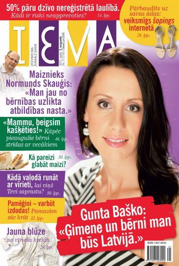 IEVA Nr. 31 2011