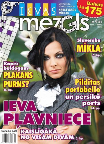 IEVAS MEZGLS Nr. 8 2011