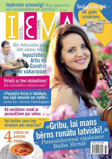 IEVA Nr. 32 2011