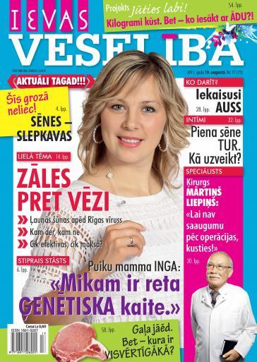 IEVAS VESELĪBA Nr. 17 2011