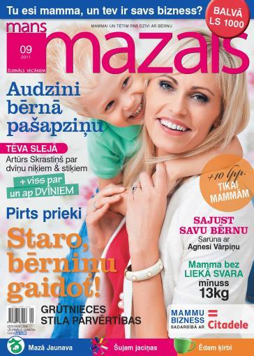 MANS MAZAIS Nr. 9 2011