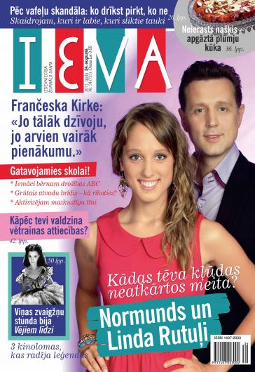 IEVA Nr. 34 2011