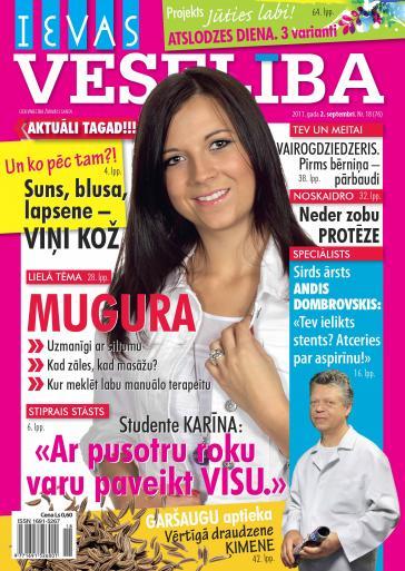 IEVAS VESELĪBA Nr. 18 2011