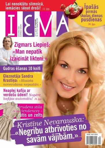 IEVA Nr. 35 2011
