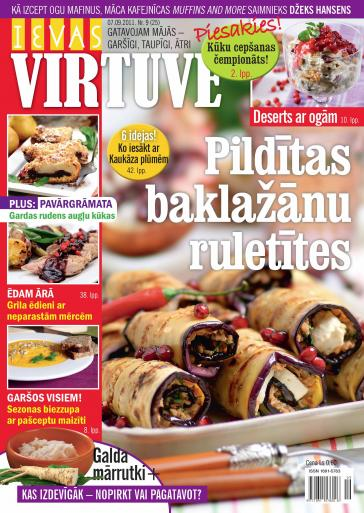 IEVAS VIRTUVE Nr. 9 2011