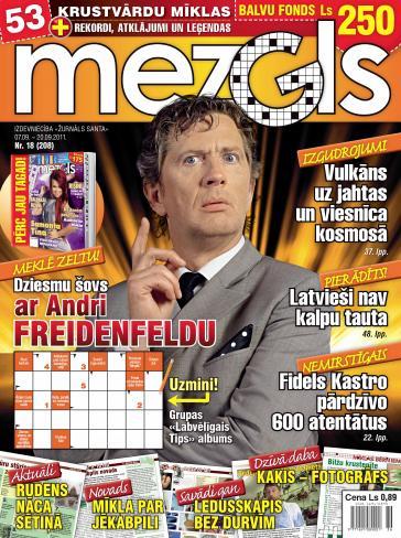 MEZGLS Nr. 18 2011
