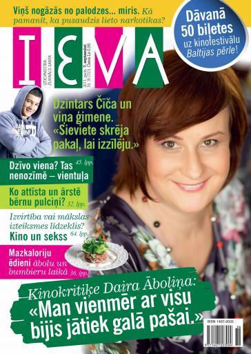 IEVA Nr. 36 2011