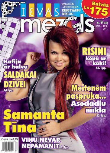 IEVAS MEZGLS Nr. 9 2011