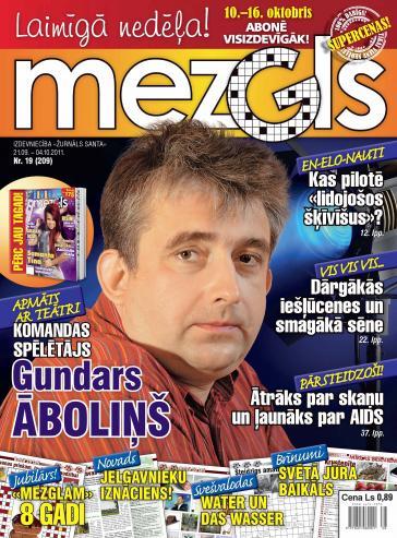 MEZGLS Nr. 19 2011