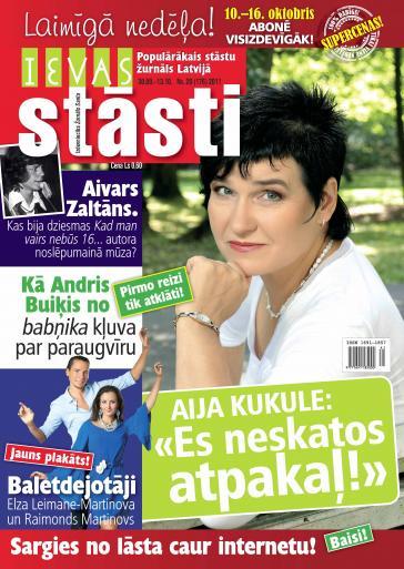 IEVAS STĀSTI Nr. 20 2011