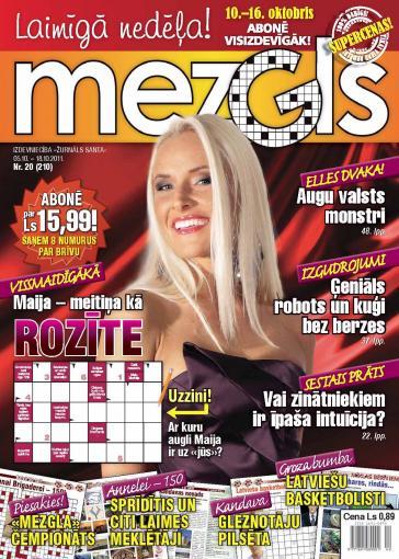 MEZGLS Nr. 20 2011